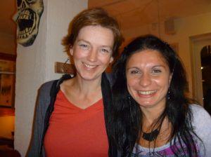 Emma and Lidia